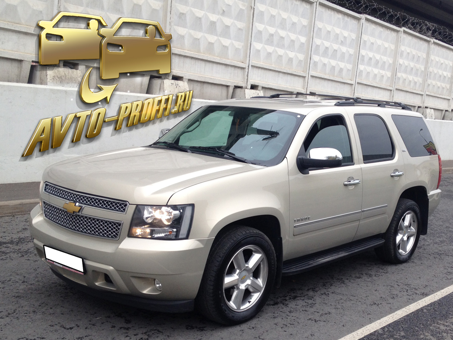 Chevrolet Tahoe III 5.3 AT (324 л.с.) 4WD-001