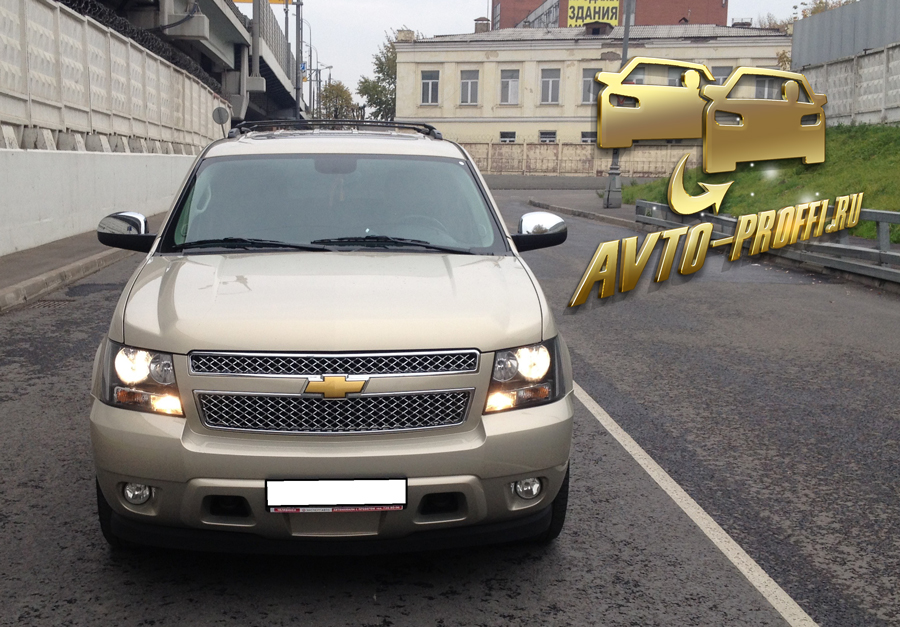 Chevrolet Tahoe III 5.3 AT (324 л.с.) 4WD-002