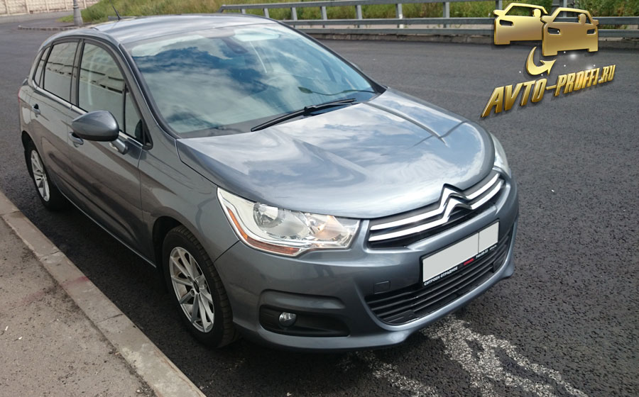 Citroen C4 II Hatchback -3