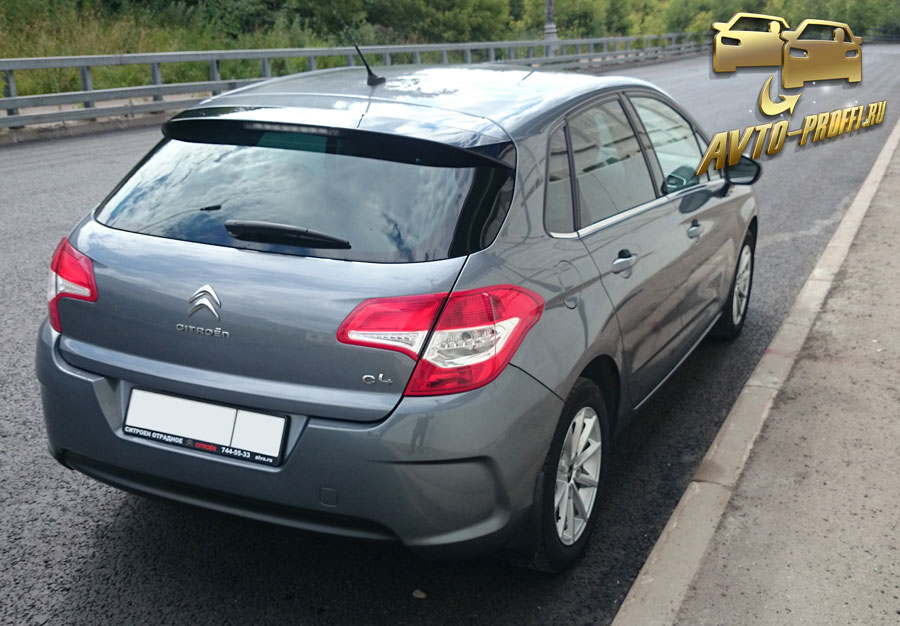 Citroen C4 II Hatchback -5