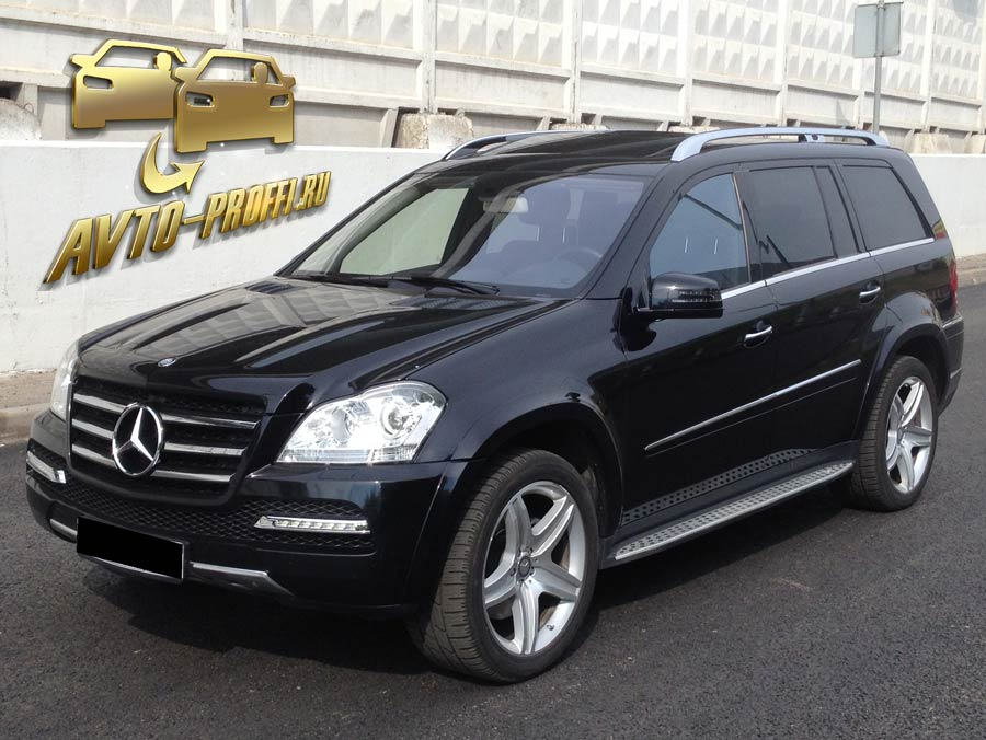 Mercedes-Benz GL (X164)-001