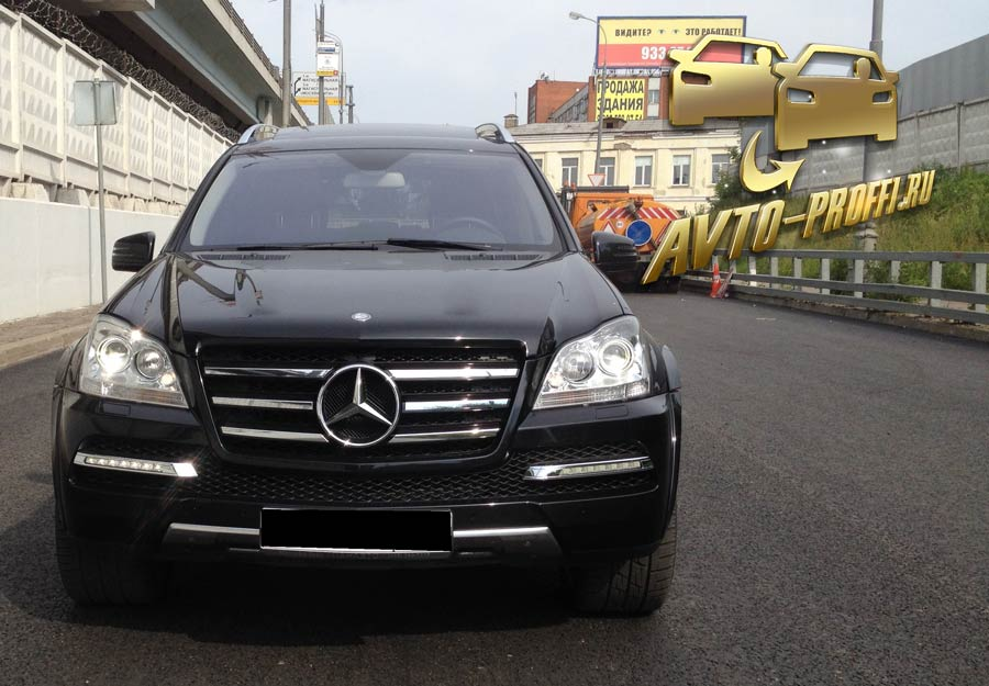 Mercedes-Benz GL (X164)-002