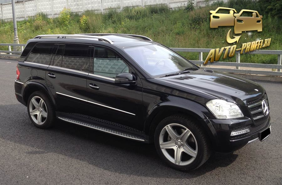 Mercedes-Benz GL (X164)-003